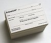 Emergency Box Charge Slip - package of 500