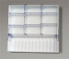Avalo Anesthesia Tray with Dividers for 3 inch Drawer