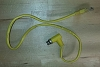 M38/M38e RJ45 2 foot Yellow Cable