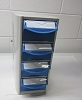 M38/M38e Vertical Expansion - Pack 4 Drawer Module