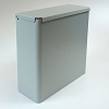 M Series Trash Can - Blue Gray