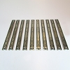 M Series/Vintage Mobile Drawer Slides - 18 inch - Quantity of 10 Slides