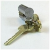 M Series/Vintage Mobile Core Lock with 2 keys
