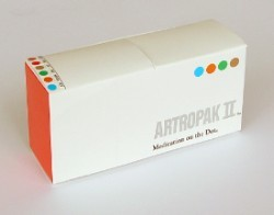Unit Dose boxes for Artropak II - case of 1,200