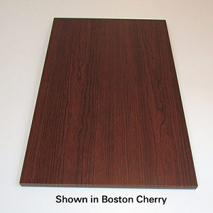 Vintage Mobile Pullout Writing Surface - Boston Cherry