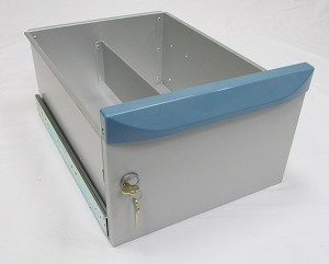 M Series Gen 1 Narc Drawer - Blue Gray