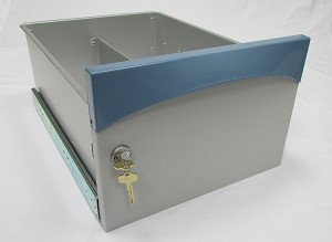 F Series Narc Drawer - Blue Gray