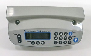 M38 RX Remote User Interface - AC/DC